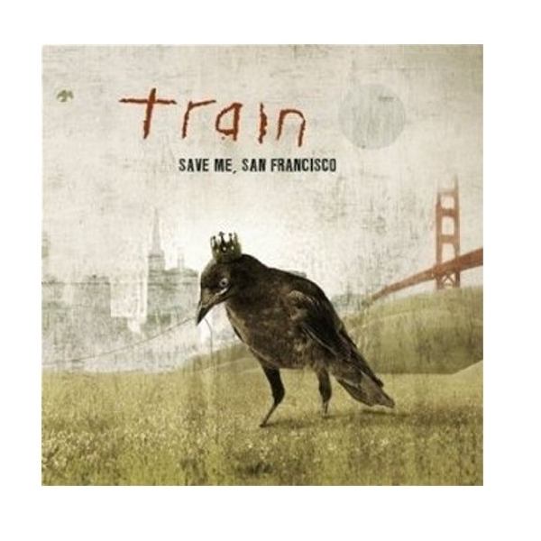 Train - Save Me, San Francisco CD