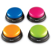 Board Game Quiz Answer Buzzers (Set of 4)