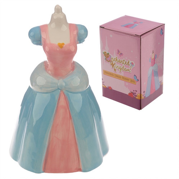 Princess Dress Shaped Money Box