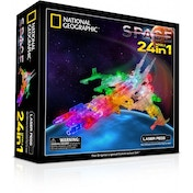 Laser Pegs 24 in 1 Nat Geo Space