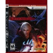 Devil May Cry 4 Game (Greatest Hits) PS3 (#)