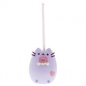 GUND Pusheen Purple Pastel Hanging Ornament