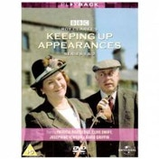 Keeping Up Appearances - Series 1 & 2 DVD