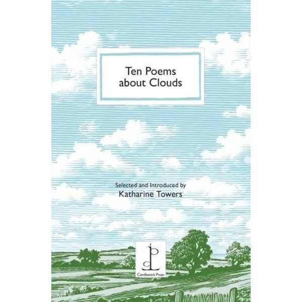 Ten Poems About Clouds by Candlestick Press (Paperback, 2017)