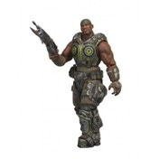 Ex-Display Gears of War 3 -3 3/4 inch scale figure - Cole Used - Like New