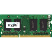 Crucial CT25664BF160B 2GB DDR3 PC3-12800 Unbuffered NON-ECC 1.35V