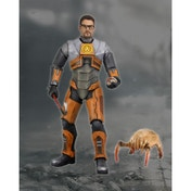 Ex-Display Gordon Freeman (Half Life 2) Neca Action Figure Used - Like New