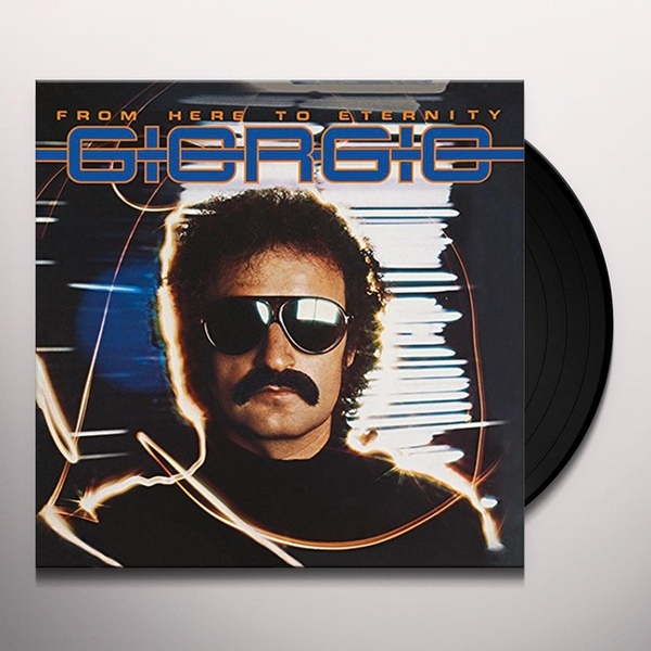 Giorgio Moroder ‎– From Here To Eternity Limited Edition Vinyl