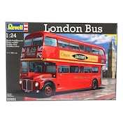 London Bus (Cars) Level 4 1:24 Scale Revell Kit