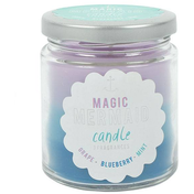Magic Mermaid Rainbow Candle