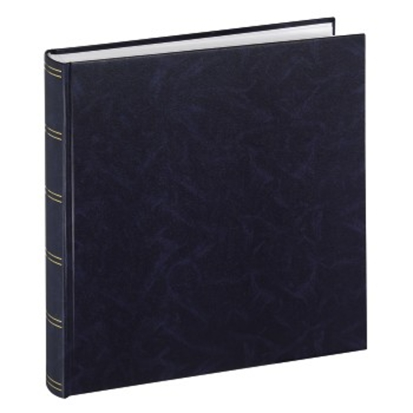 "Hama ""Birmingham"" Jumbo Album, 30x30 cm, 100 white pages, blue"