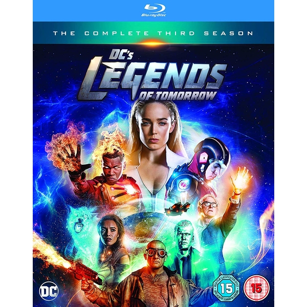 DC's Legends of Tomorrow: Season 3 Blu-ray