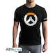 Overwatch - Logo Men's Medium T-Shirt - Black - Image 2