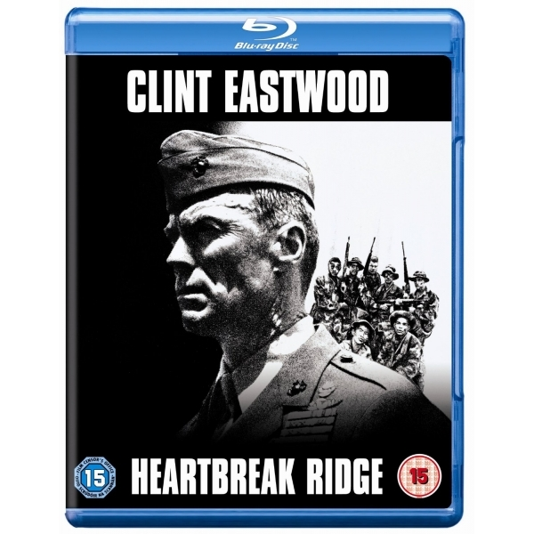 Heartbreak Ridge Blu-ray