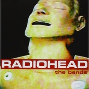 Radiohead The Bends CD