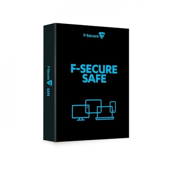 F-Secure Safe 5 PC 2 Year