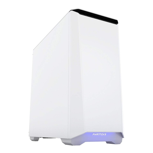 Phanteks Eclipse P400S Midi Tower Case - Noise Dampened White