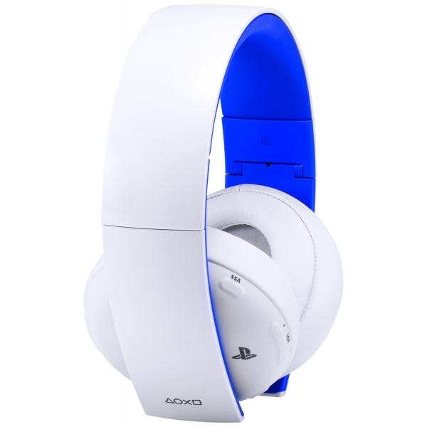 Sony PlayStation Wireless Stereo Headset 2.0 Glacier White (PS4/PS3/PS Vita) - Image 1