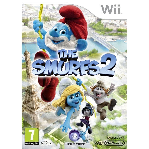 The Smurfs 2 Game Wii
