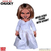 Tiffany (Seed of Chucky) 15 Inch Talking Mezco Doll