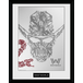 Westworld Face Framed Collector Print - Image 2
