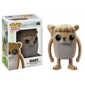 Rigby (Regular Show) Funko Pop! Vinyl Figure