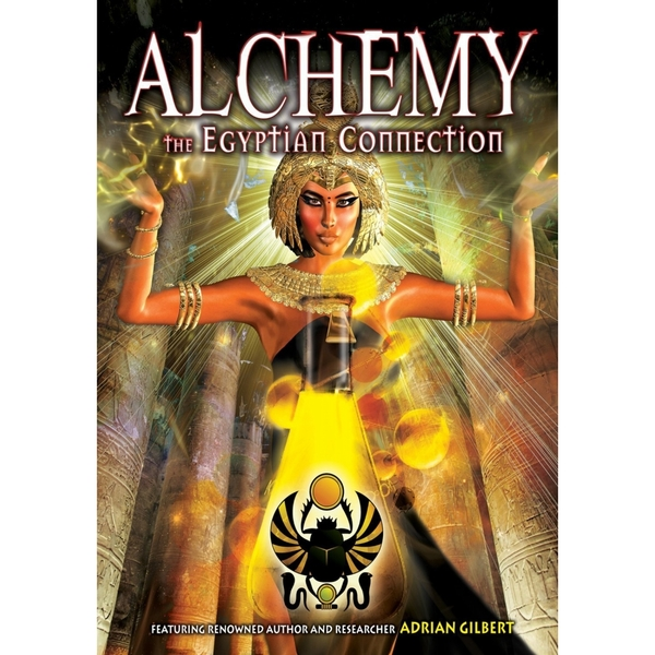 Alchemy The Egyptian Connection DVD