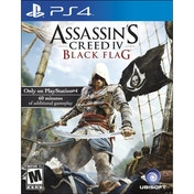 Assassin's Creed IV 4 Black Flag PS4 Game (#)