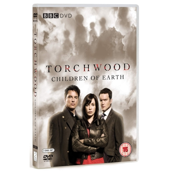 Torchwood: Children Of Earth - Series 3 DVD