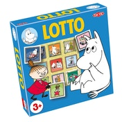 Moomin Lotto Game