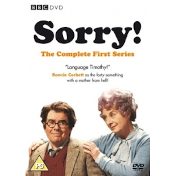 Sorry - Series 1 DVD