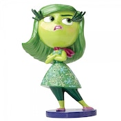 Disney Showcase Collection Disgust (Inside Out) Figurine