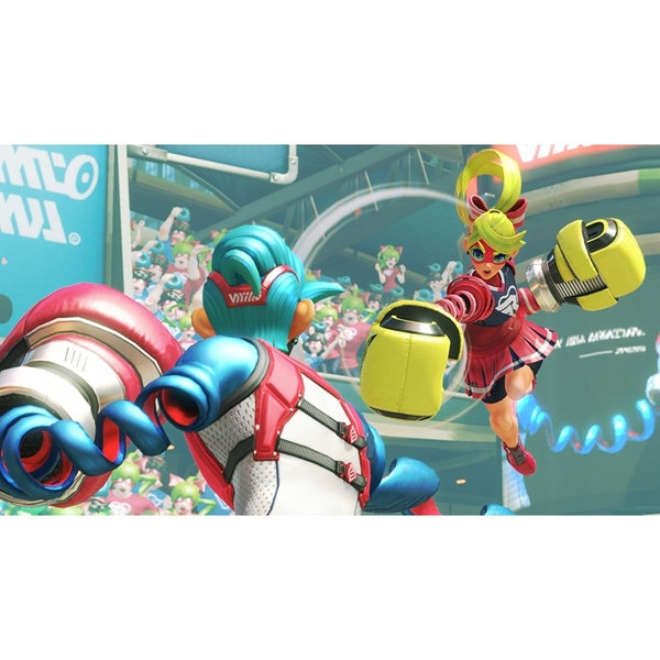 Arms Nintendo Switch Game - Image 2