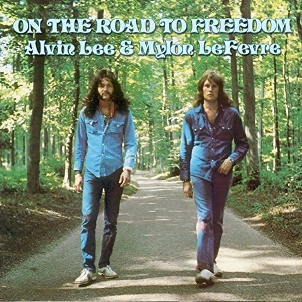 Alvin Lee & Mylon Lefevre - On The Road To Freedom Vinyl