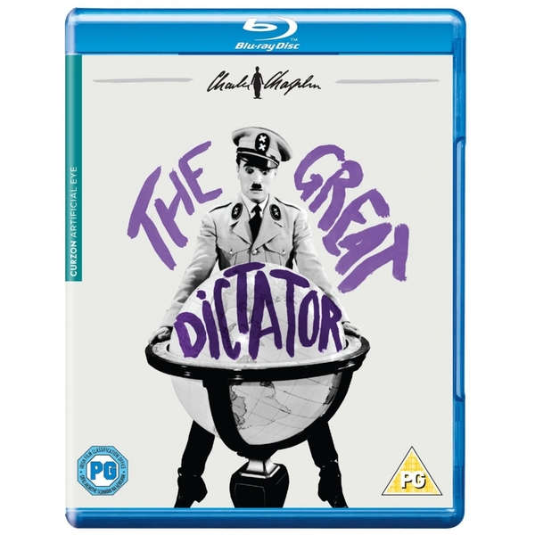 The Great Dictator - Charlie Chaplin (Blu-ray)