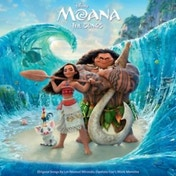 Disney Moana (Original Motion Picture Soundtrack) CD