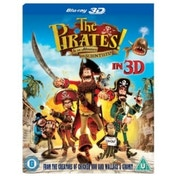 The Pirates! In An Adventure With Scientists Blu-ray 3D