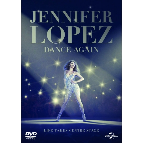 Jennifer Lopez: Dance Again DVD