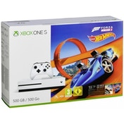Xbox One S 500GB Console + Forza Horizon 3 & Hot Wheels DLC