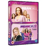 Mean Girls & Mean Girls 2 Double Pack DVD