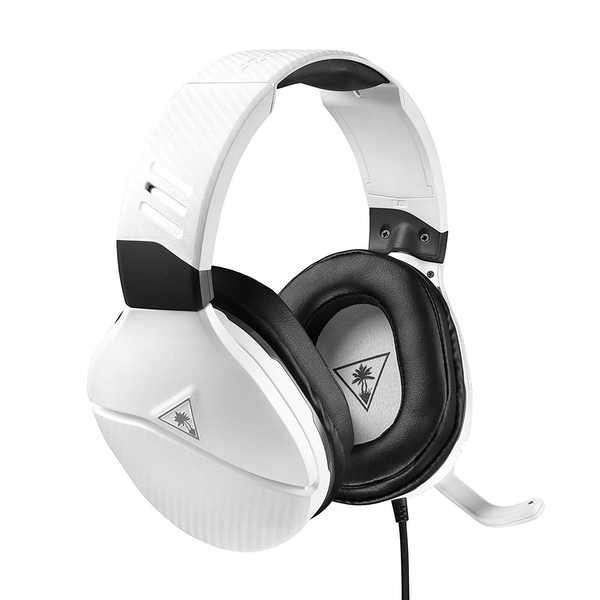 Image of Turtle Beach Recon 200 White Amplified Gaming Headset - Xbox One and PS4