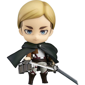 Erwin Smith (Attack on Titan) Nendoroid Action Figure