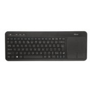 Trust VEZA Wireless Touchpad Keyboard UK Layout