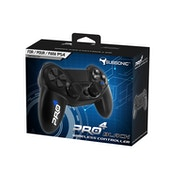 Pro4 Black Wireless Gamepad Controller for Playstation 4