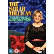 The Sarah Millican Television Programme - Best of Series 1-2 DVD