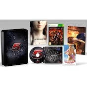 Dead Or Alive 5 Collector's Edition Game Xbox 360