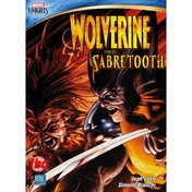 Wolverine Vs Sabretooth DVD