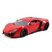 Lykan Hypersport 2014 (Fast & Furious 7) Diecast Model