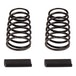 Team Associated Rc10F6/12R6 Side Springs Black 3.9 Lb/In - Image 2