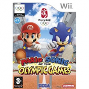 Mario & Sonic At The Olympic Games Beijing 2008 Game Wii